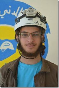 Witte Helmen & jihadisten - Augustus 2016