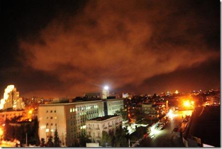 Amerikaans-Brits-Franse bombardementen op Syrië - 14 april 2018