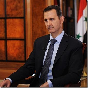 Bashar al Assad - 1 - Instagram
