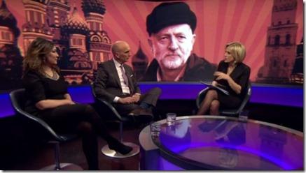 BBC en Jeremy Corbyn - Rusland - Maart 2018