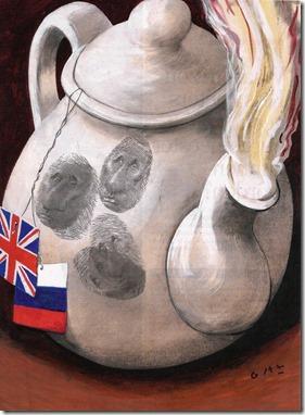 GAL over de Skripal affaire - Poetin - Knack - 28 maart 2018