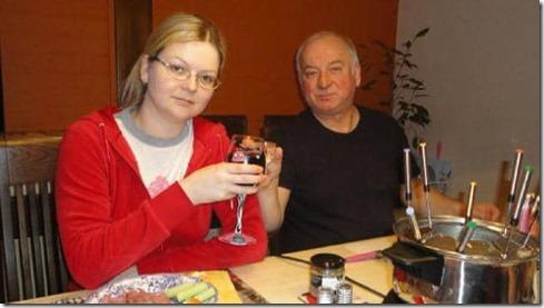 Julie en Sergey Skripal