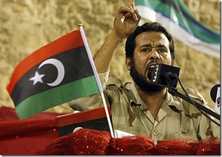 Abdul Hakim Belhaj -