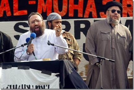 Omar Bakri Muhammed - 1