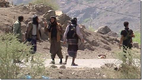 Ansar al Sharia bij Taiz - Februari 2016