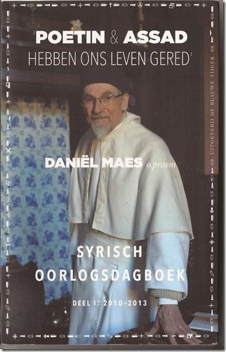 Daniel Maes - oorlogsdagboek 1