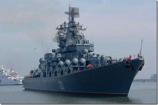 Kruiser Moskva - 3