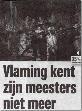 Rembrandt als Vlaamse meester - Het Nieuwsblad - 27-09-2018
