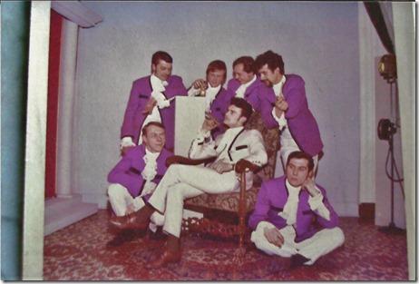 10 - Rudy Richard & The Geminis