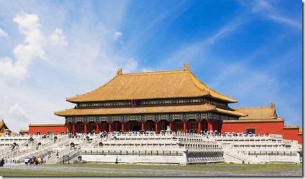 Keizerlijk paleis Beijing