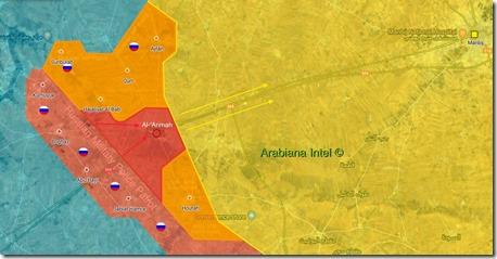 Manbij - 9 - Militaire Situatie - 09-01-2019