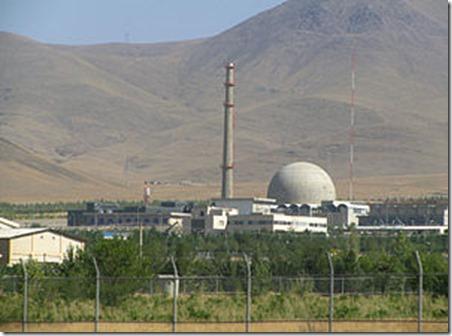 Arak - Nucleaire installaties