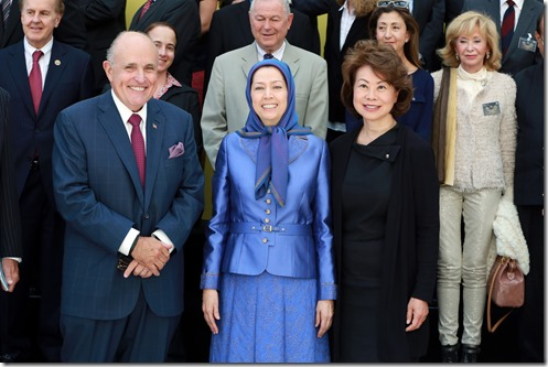 Rudi-Juliani-Maryam-Rajavi