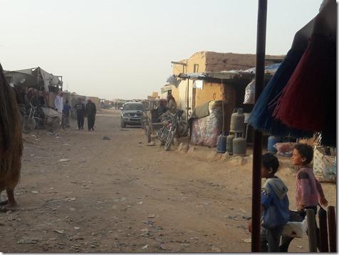 Rukban vluchtelingenkamp