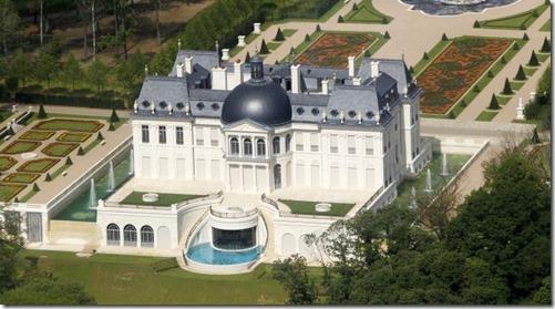 Chateau Louveciennes - 275 miljoen euro - 1