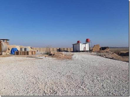 Amerikaanse basis Tal Abyad verlaten - 7 oktober 2019
