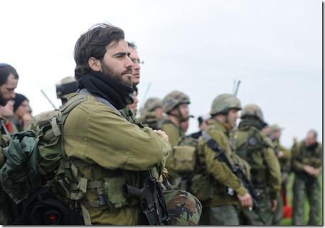 Reservisten Israëlisch leger - Oktober 2019
