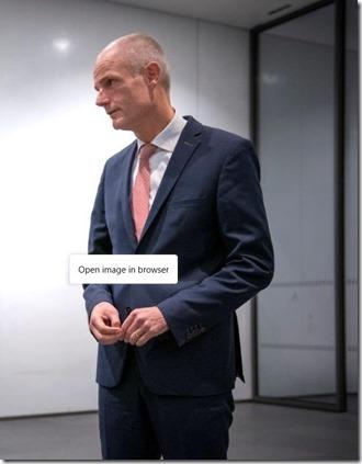 Stef Blok minister van Buitenlandse Zaken (VVD)