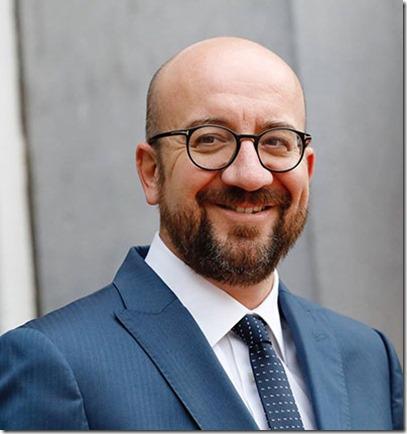 Charles Michel - EU