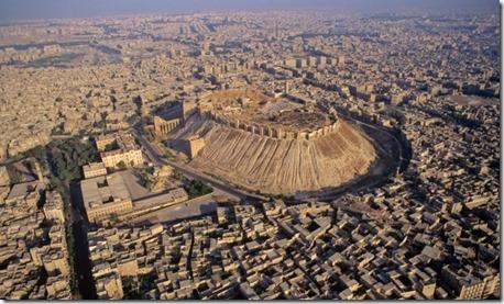 Aleppo - Citadel - 1993