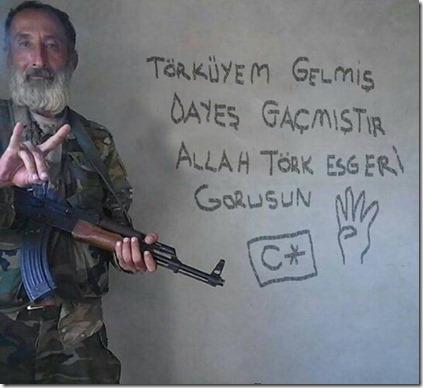Turkse Grijze Wolven in Jarabloes - 24 augustus 2016