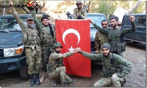Turkse jihadisten