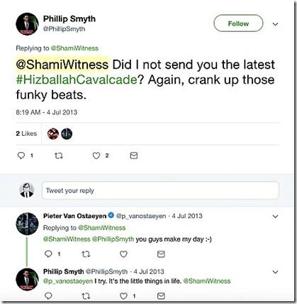 Shami Witness - Pieter Van Ostaeyen - Twitter
