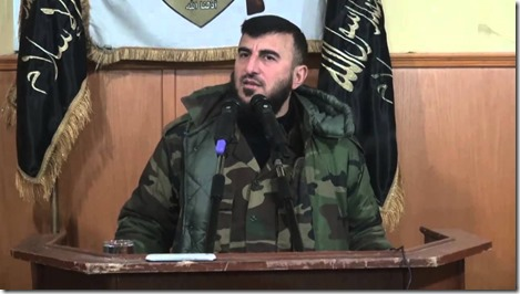 Zahran Alloush - 3