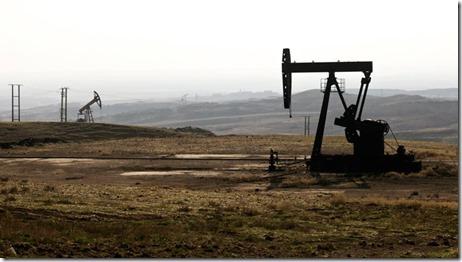 Olie-installaties Syrië - 1-2019