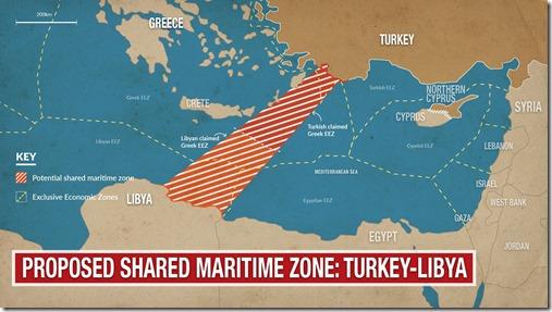 Akkoord Libië en Turkije over olieontginning