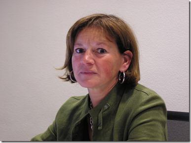 Aalst- Schepen van Openbare Werken Ann Van de Steen - 23-08-2007- 3