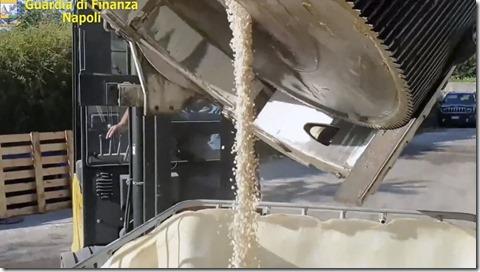 Captagon 14 ton - Salerno - ISIS - 1 juli 2020