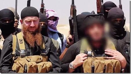 Abu Omar al Shishani - 1