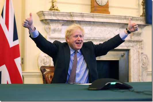 Boris Johnson - De overwinaar