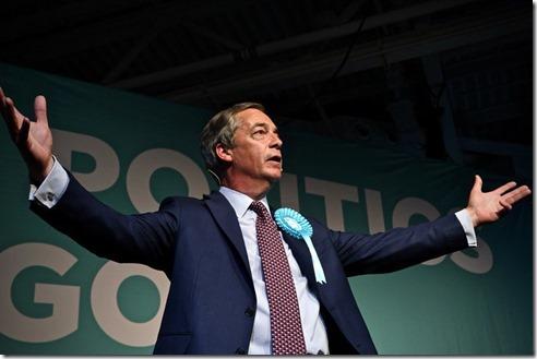 Nigel Farage - Na akkoord