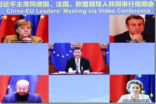 Investeringsakkoord China-EU