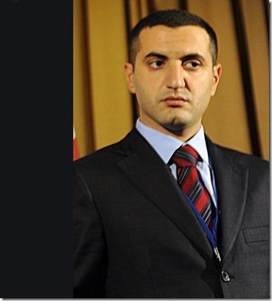 Davit Kezerashvili
