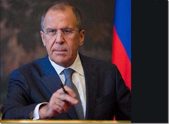 Sergeï Lavrov - Minister van Buitenlandse Zaken Rusland