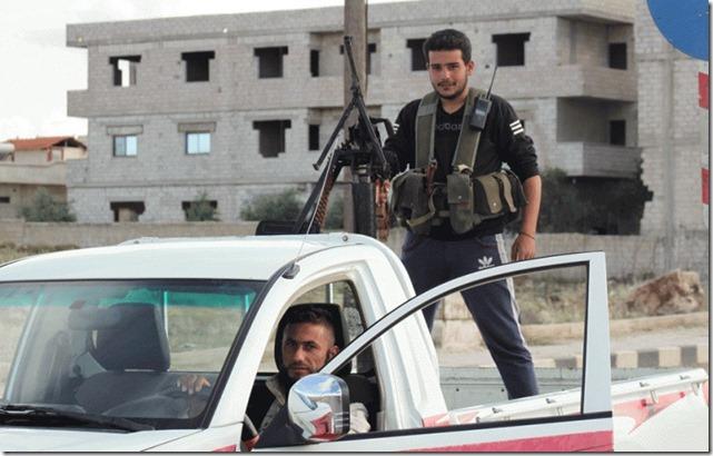 Jihadisten - Syrië